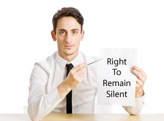 right to remain silent laws