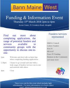 Funding event