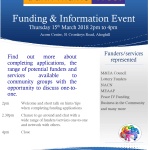 Funding event