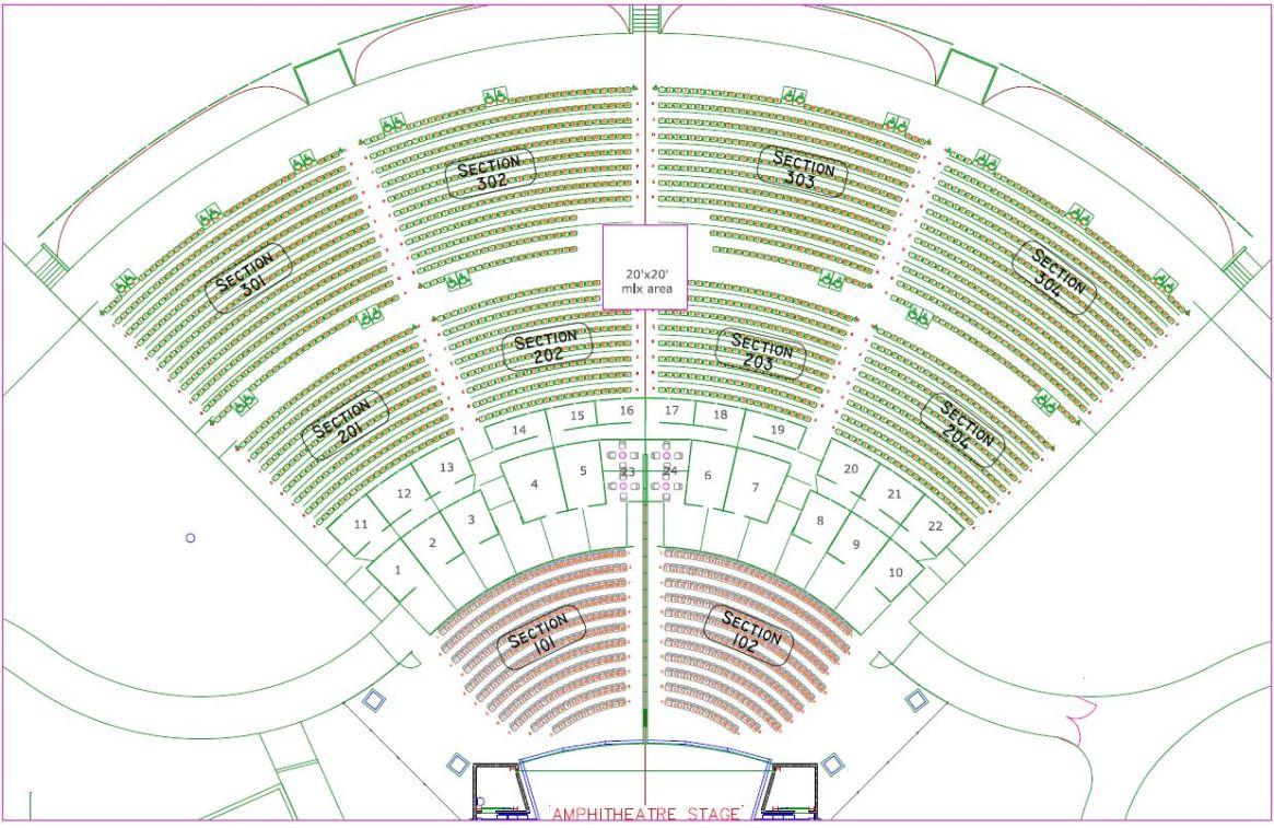 calendar. amphitheatre – bannock event center