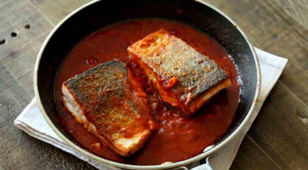 ماهی حرایمی - دست پخت بانوی شهر