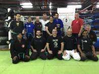 Bujinkan UAE: Class of Arnaud Cousergue Dai Shihan