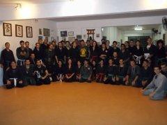 Secrets of Budo Seminar. 2010.