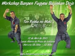 Workshop Banpen Fugyou Bujinkan Dojo