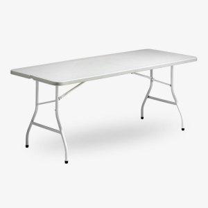 fällbord plast utomhus fällbart bord vit plast