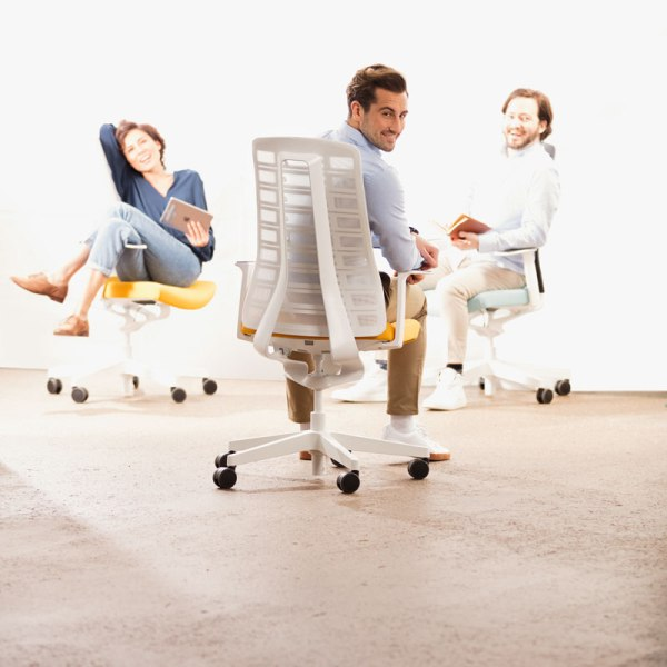 ergonomisk kontorsstol