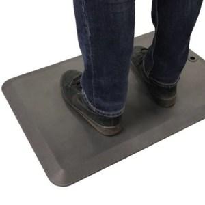 ergonomisk ståmatta