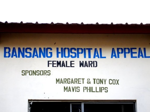 The new Female Ward