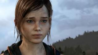 I shouldn't be jealous of Ellie's eyebrow scar but I am.