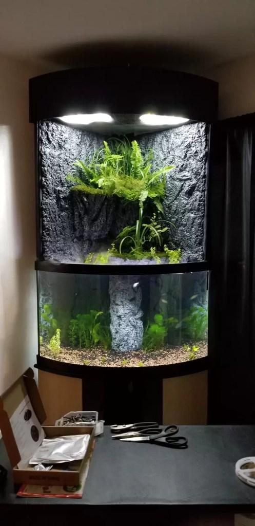 ultimate diy led aquarium lighting setup for cheap bantam earth