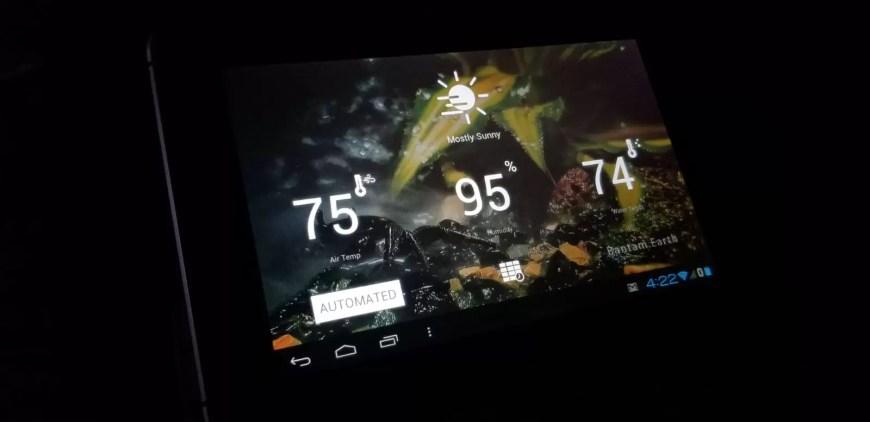 bantam earth mobil app stats
