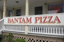 Welcome to Bantam Pizza
