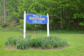 Welcome to Bantam, CT
