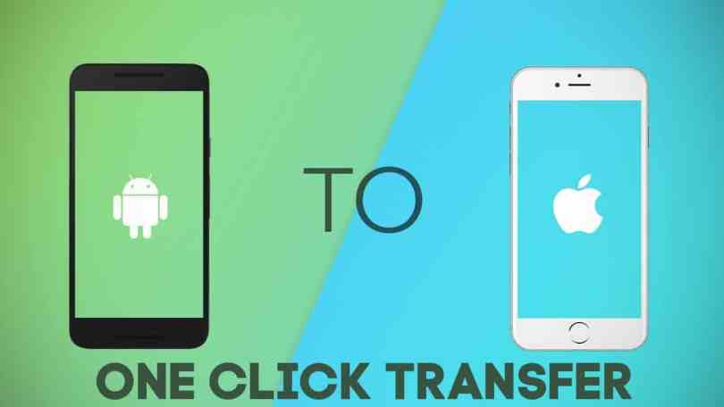 How to Transfer Data from iPhone to Android without iTunes
