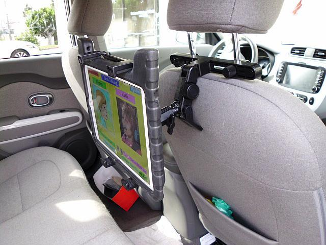 Bungee cord for your tablet