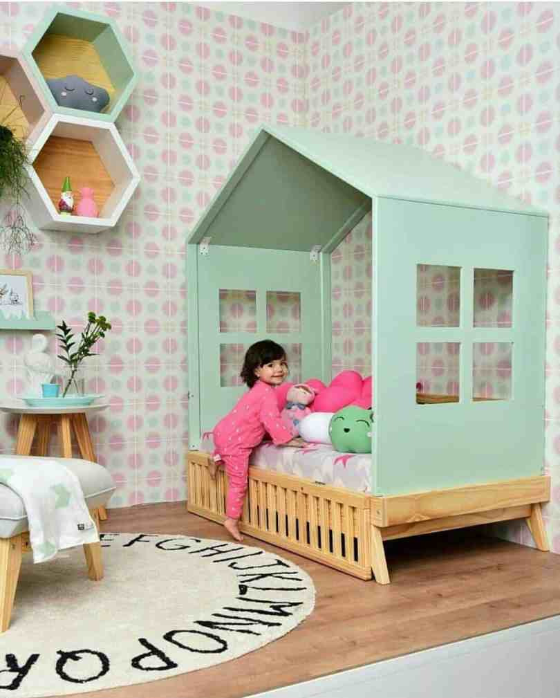 Ideas to design children's bedroom