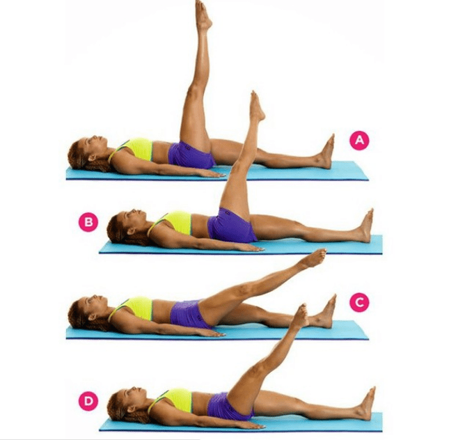 Best exercises to get rid of cellulite in just two weeks