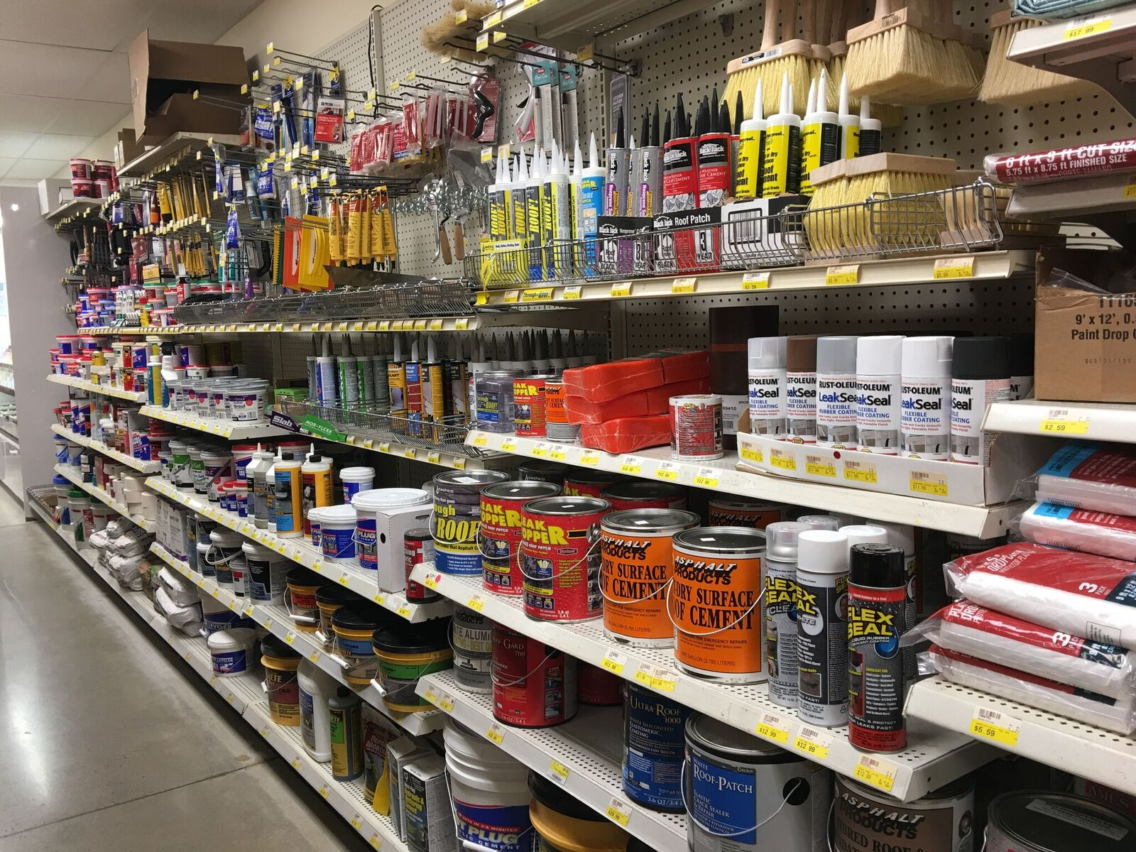 hardware supplies for home improvement