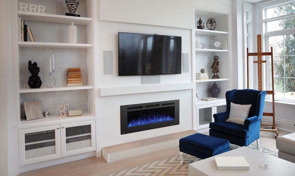 Electric Fireplaces by Napoleon
