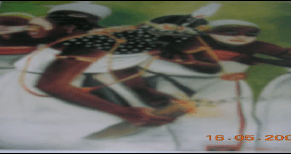 Georges Mbourou: danseuses de Ndjèmbè