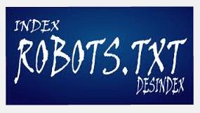 Indexer, désindexer: robots.txt