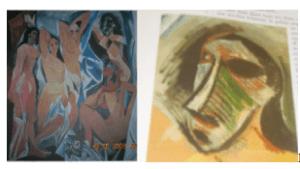 Le motif gabonais: portrait de Madame Matisse