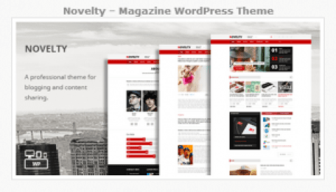 Nouveau theme magazine WordPress premium