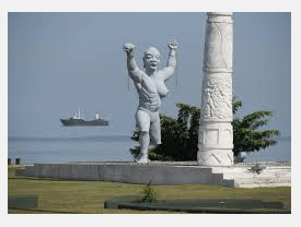 Maître Minkoe Mi Nze: la porte de la liberté: Gabon