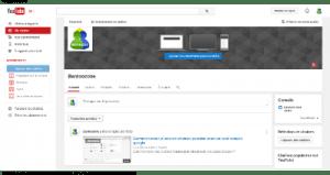 Plusieurs chaines Youtube avec un compte Google