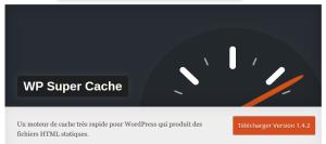 Plugins WordPress Buddypress Cache