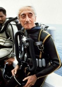 Lettre de Jacques Yves Cousteau sur Le Gbaon