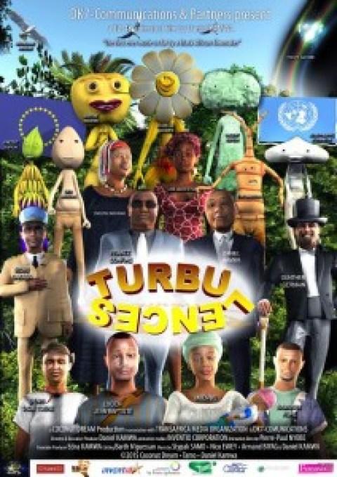 Turbulences, un film d'animation africain en 3D 4K