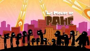 Le monde de Pahé