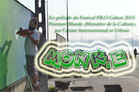 Festival FRO édition 2015 au Gabon
