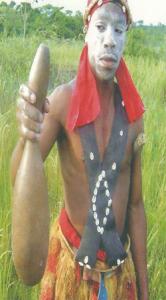 Djaga: instrument de musique du Gabon