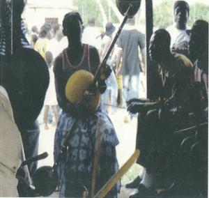 Les instruments de musique taditionnelle du Gabon