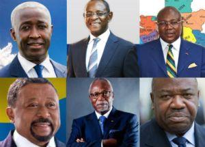 Gabon Présidentiel 2016: les candidats