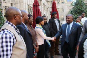 Ali Bongo Ondimba et le choix d'une équipe de confiance