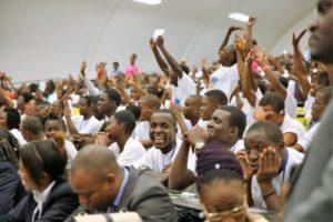 Message aux jeunes gabonais et gabonaises