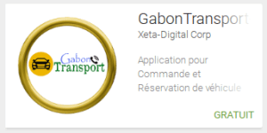GabonTransport: Application pour le Transport au Gabon