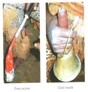 Instrument de musique du Gabon Kendo