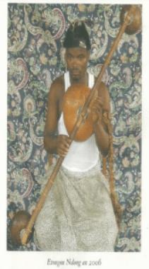 Le Mvet, un instrument (fang) de musique du Gabon