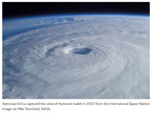 Les noms des ouragans