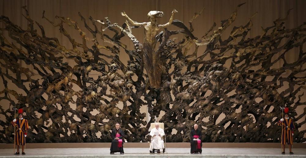 Symboles maçonniques - art du vatican