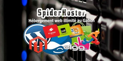 Hébergement WordPress au Gabon