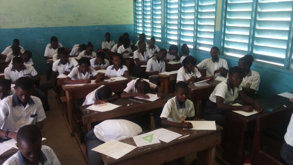 Les défis de l' éducation au Gabon