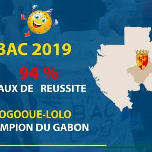 Second tour du baccalauréat 2019 à Koulamoutou
