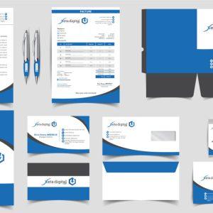 Entreprises Gabonaises, réalisation de logo d'entreprise