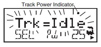 BANTRAK DCC Power Up ⁄ Down