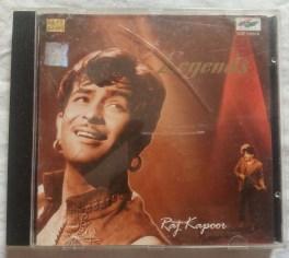 Legends Raj Kapoor Hindi Audio Cd